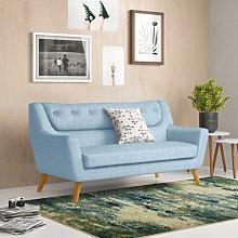 Worreno 3 Seater Sofa Zipcode Design Upholstery: