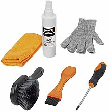 WORX WA0462 Landroid Cleaning Kit, Black