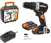 Worx Worx Wx352 20V Cordless Brushless Combi Drill