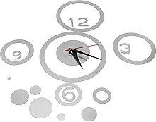 Wosune Adhesive Sticker, Wall Clock Sticker