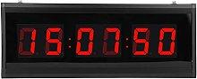Wosune Wall Clock, Clock Electric Clock Good