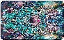 WOTAKA carpet bath mat,rug,Abstract Ancient