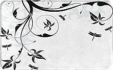 WOTAKA carpet bath mat,rug,balcony,Floral