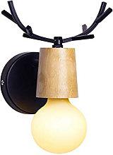 Wottes - Creative bedside wall light,