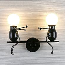 Wottes - Creative indoor wall light, modern art