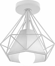 Wottes - Industrial ceiling light, creative retro
