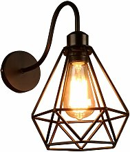 Wottes - Industrial lighting wall light, creative