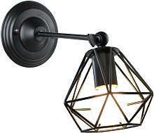 Wottes - Interior decoration wall lamp, industrial