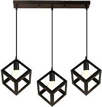 Wottes - Loft retro industrial pendant light