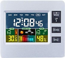WOVELOT Digital Weather Station With Lcd Color