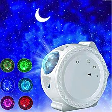 Wovo LED Star Projector Sky Night Light Lamp Ocean