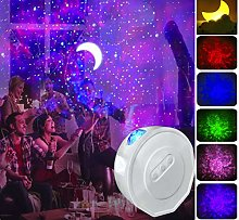 Wovo LED Star Projector Sky Night Light Lamp Ocean