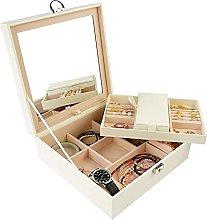 WOZUIMEI Jewelry Box for Female Jewellery
