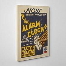 WPA the Alarm Clock Vintage Advertisement on