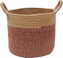 WPCASE Baby Storage Basket Small Laundry Basket