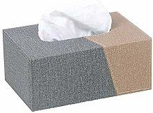 WPCASE Tissue Box Holders Rectangular Tissue