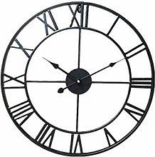 WPCASE Wall Clock Kitchen Clock Copper Clock