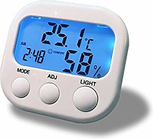 WPL Thermometer Thermometer Backlight Indoor