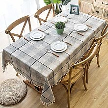 WPLHH Vailge Tablecloth Rectangle Table Cloth