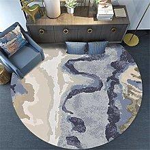 WQ-BBB Rug Non-Fading Parlores Carpets Circular