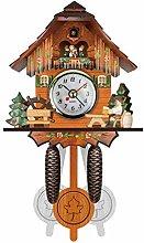 WQEM Black Forest Cuckoo Clocks with Cuckoo Bird