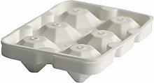 WQERLC Ice Making Mould,6 Grid Masonry ice Tray