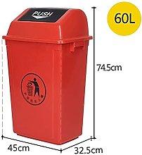 WQERLC Kitchen Trash Bin, Garbage Bin,Trash Can,