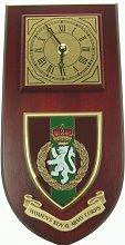 WRAC Womens Royal Army Corps Wall / Mess Clock