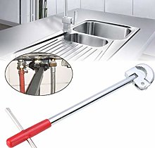 Wrench Adjustable Basin Wrench Plumbing Tool,tap