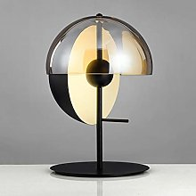 WRISCG Table Lamp Lamp Brown Glass Table Lamp 30 *