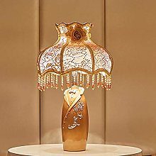 WRISCG Table Lamp Lamp Creative Desk Lamp Wedding