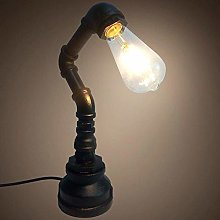WRISCG Table Lamp Lamp Creative, Industrial,