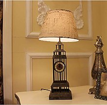 WRISCG Table Lamp Lamp Postmodern European Wrought