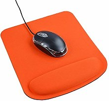 Wrist Support Mouse Pad Mat Desk Writing Mat for