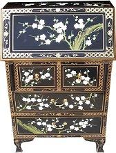 Writing Bureau Desk - Writing Desk, Oriental