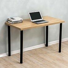 Writing desk Symple Stuff Colour: Oak