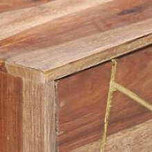 Writing Desk with Drawers 100x55x75 cm Solid