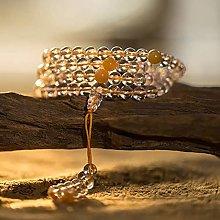 Wsadjkl Alloy Bracelet Buddha Prayer Mala Bracelet