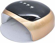 Wsaman 52W Nail Phototherapy Machine Lamp LED UV