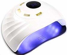 Wsaman 90W UV LED Nail Lamp Gel Fingernail Polish