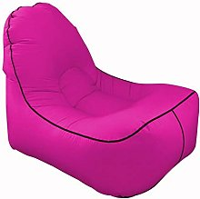 Wsaman Classic Inflatable Removable Couch Lounger,