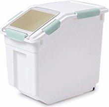 Wsaman Dog Food Bin,Dog Food Storage Bucket With