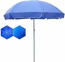 Wsaman Garden Furniture Umbrella Parasol, 8 Ribs