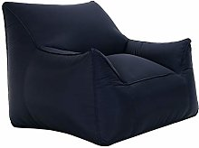 Wsaman Removable Pool Float Inflatable Sofa Chair