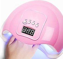 Wsaman UV LED Nail Lamp Fingernail Phototherapy