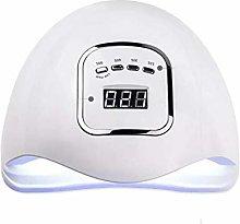 Wsaman UV Led Nail Lamp Nail Dryer with
