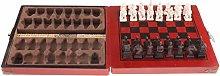 WSF-CHESS, 1set Vintage Terracotta Warrior Chess