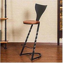 WSHFHDLC American Iron bar chair high chair chair