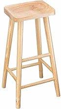 WSHFHDLC Classic design bar stool footrest wooden
