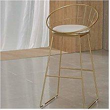 WSHFHDLC Design bar stool classic retro casual